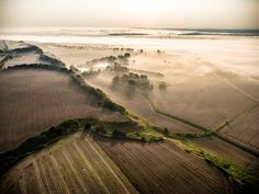 AIR PHOTO by Krzysztof Wieczorek, via Behance