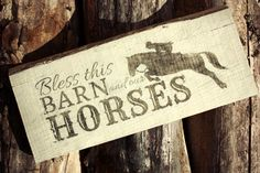 Wood Horse Sign, Rustic Horse Sign, Horse Barn Sign, Western Horse Gift, Horse Stable Decor, Horse Gift Ideas, Horse Quote Sign, Tack Room