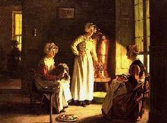 Joseph Bail - Scullery Maids