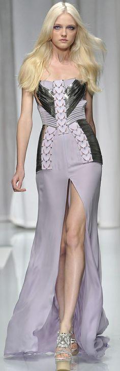 CESPINS ❤ Versace SS 2010 RTW