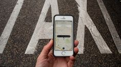 Uber is keeping tabs on its drivers by tracking their smartphones - AOL