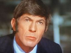 Leonard Nimoy as Paris in Mission Impossible