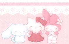 Cinnamoroll Kawaii , hello Kitty , My Melody Sanrio Hello Kitty, Pink Aesthetic, Aesthetic Anime, Bobbies Shoes, Hello Kitty Wallpaper, Sanrio Characters, Little Twin Stars, My Melody, Cute Icons