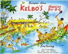 KELBO'S  11434 W Pico Blvd, Los Angeles, CA 1969
