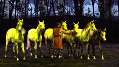 Cavalia Odysseo Extravaganza Horse Shows & Performances Learn about #HorseHealth #HorseColic www.loveyour.horse