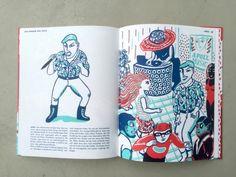 Edition Büchergilde 2015 #illustrationen von Nadine Prange