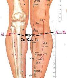 acupuntura rodillas