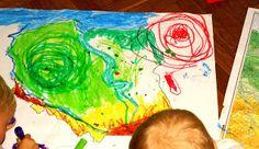 Do dzieci z pasją: Mapa pogody