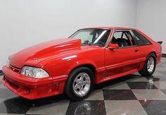 1992 Ford Mustang GT Hatchback 2-Door 5.0L