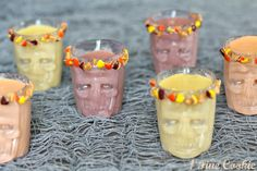 Reese's Pieces Shots!! Yummmmm!! Why the hell not!?