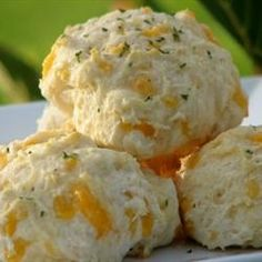 Cheddar Bay Biscuits - I halved this b/c it made so much!  I also used milk instead of water.  VERY SIMPLE AND YUMMY!