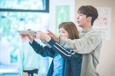 Weightlifting Fairy : Nam Joo Hyuk And Lee Sung Kyung . Nam Joo Hyuk Lee Sung Kyung, Jae Yoon, Weightlifting Fairy Kim Bok Joo Wallpapers, Weightlifting Kim Bok Joo, Weighlifting Fairy Kim Bok Joo, Joon Hyung, Kim Book, Swag Couples, Nam Joohyuk
