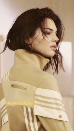 Kendall Jenner || Adidas Campaign