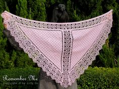 LilyGo: Remember Me Shawl