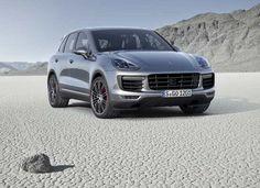 WEB LUXO - Carros de Luxo: Porsche Cayenne Turbo 2015 - Primeiras imagens