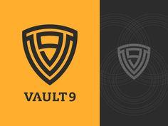 Logo proposal for Vault 9
