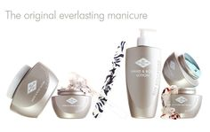 The original everlasting manicure. Gel Manicure, Mani Pedi, Gel Nail Polish, Bio Sculpture Nails, Hand Lotion, Nail Tech, Natural Nails, Nail Care, Nail Art Designs