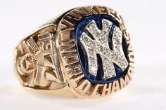 1977 world series ring for the yankees