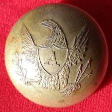 Civil War Union Artillery Button -  W.H.H & Co.