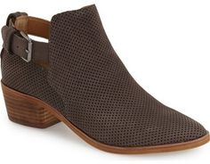 Dolce Vita 'Kara' Perforated Bootie (Women)