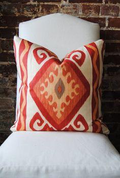 Chevillion - Vervain Fabrics -  Pillow Cover