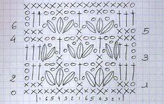 Schéma fleur de Lys