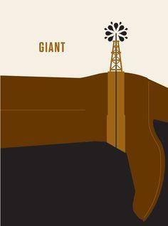 Poster by Jason Munn, 2011, Giant.
