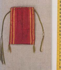 Reliquary purse. Belgium. c.1201-1300. Musée d'art religieux et d'art mosan.