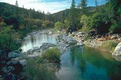 I miss home!! Summer isn't the same when I'm not at the river #auburn #california