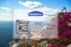 Santopoly Board Game in Oia. #santorini #santopoly #Oia #boardgame #greekproducts