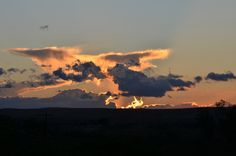 Random by Christoff P. Vosloo, via Behance Behance, Clouds, Celestial, Sunset, Random, Pictures, Outdoor, Photos, Outdoors