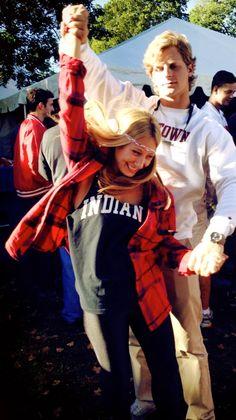 Tis' The Season For Tailgates - Pi Beta Phi @ Indiana University