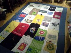 Patchwork -t-shirts Estones de Costura www.nataliamaragall.com