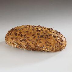 Chleb ze słonecznikiem W 100% naturalny, pszenno - żytni chleb z dużą ilością całych ziaren słonecznika, przygotowanych według odpowiedniej technologii, która powoduje, że chleb ten jest miękki i wilgotny, o delikatnym smaku. Idealnie współgra ze świeżym masłem.