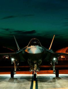 F35 Lightning II Stealth Fighter Jet