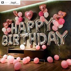 check this out for 21st birthday, 30th birthday 50th birthday ~   #partystuff #birthdaydecor