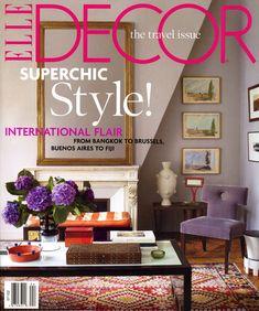 160 Best Elle Decor International Covers Images Elle Decor