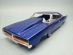 69 Dodge Charger Outlaw