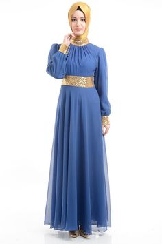 Code: 402SX Material: %100 POLYESTER Length: 150CM Description: WHOLE DRESS Sizes: 38-40-42-44 Price: RM239.00