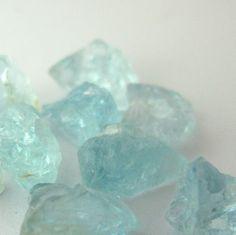 aquamarines.