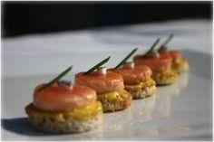 food canape designs - Google Search