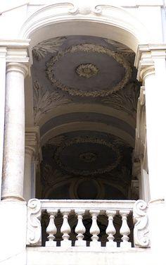 Rom, Piazza Farnese, Palazzo del Gallo di Roccagiovine