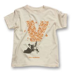 Vampire bat tee by BioMe5 -- A Halloween shirt your kiddo can wear all year long!