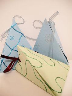 DIY box, DIY Christmas Box, gift wrapping, Handmade boxes, How to make a gift box