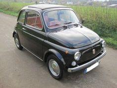 Fiat 500L H-Zulassung