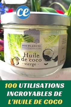 100 Incredible Uses of Coconut Oil for Health Beauty & Beauty Coconut Oil Uses, Perfect Skin, Coffee Cans, Aloe Vera, Food Art, Body Care, Health Fitness, Medical, The Incredibles