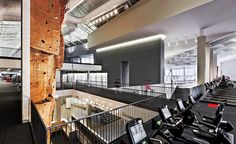 Illinois State University — Student Fitness Center and McCormick Hall Renovation