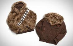 Ecko reversible Chewbacca Jacket