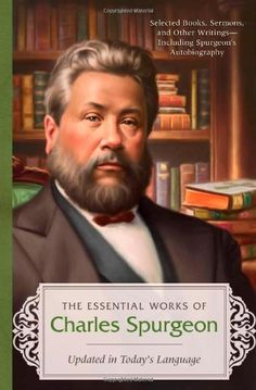 Charles Spurgeon Books -->Get answers from God's Word at: http://www.EternalAnswers.org #bible #Scripture #God #Christ #Jesus #bibleverses