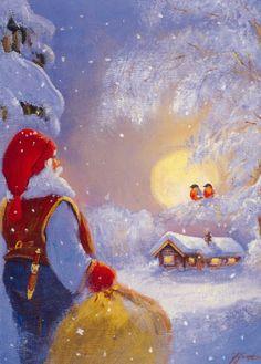 Tomten / Jul Nisse